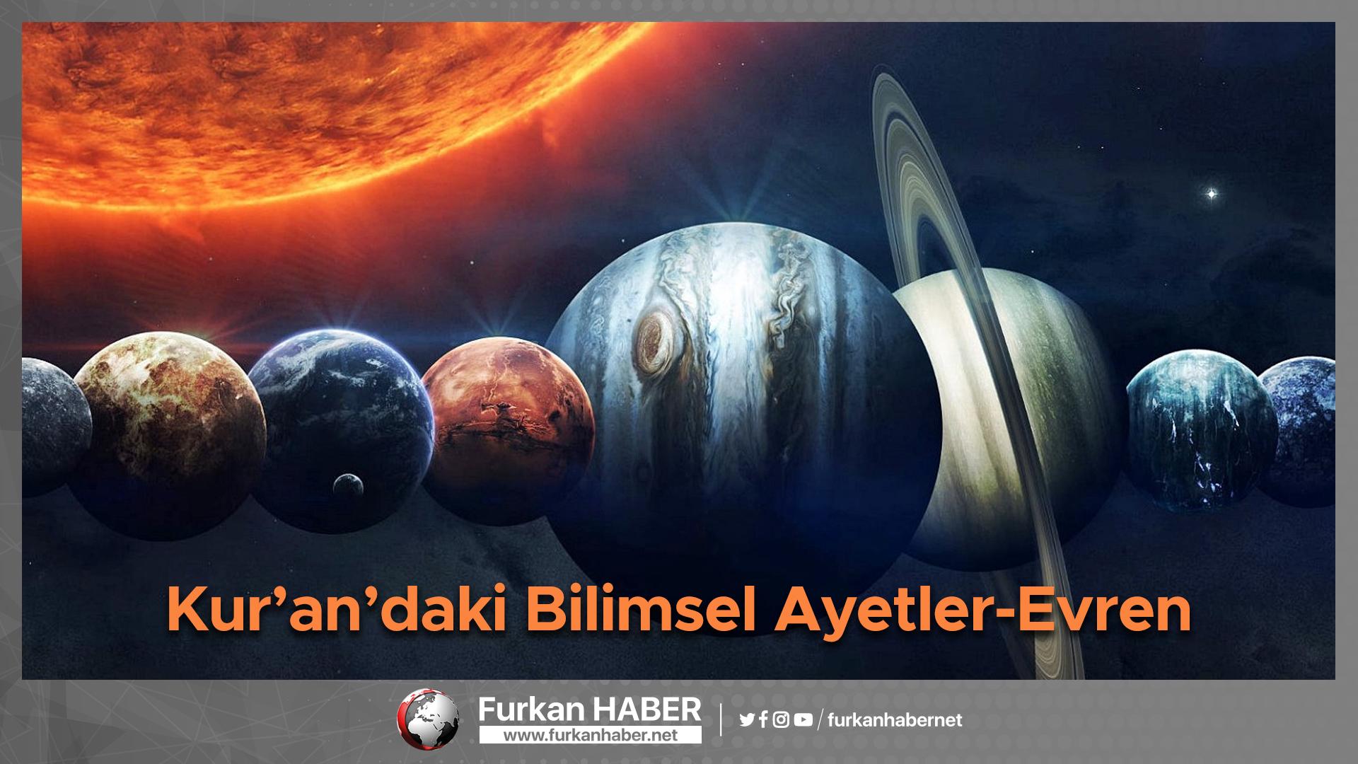 Kur'an'daki Bilimsel Ayetler-Evren