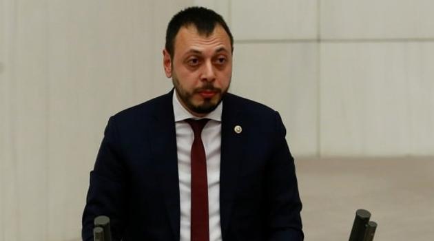 İstifa eden Yeneroğlu'nun yerine milletvekili Eyüp Özsoy göreve getirildi