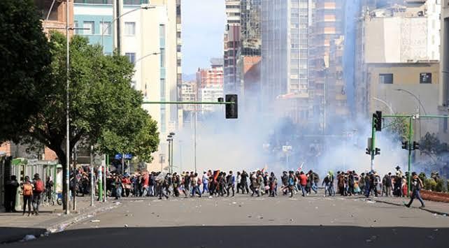 Bolivya'daki gösterilerde ölü sayısı artıyor