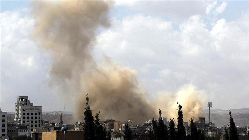 Suudi Arabistan'dan Yemen'e 50 hava saldırısı