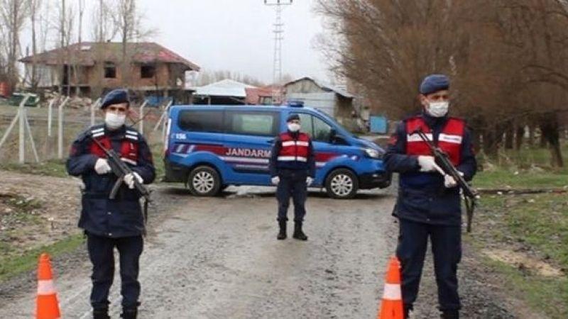 Kocaeli'de bir mahalle karantinaya alındı!