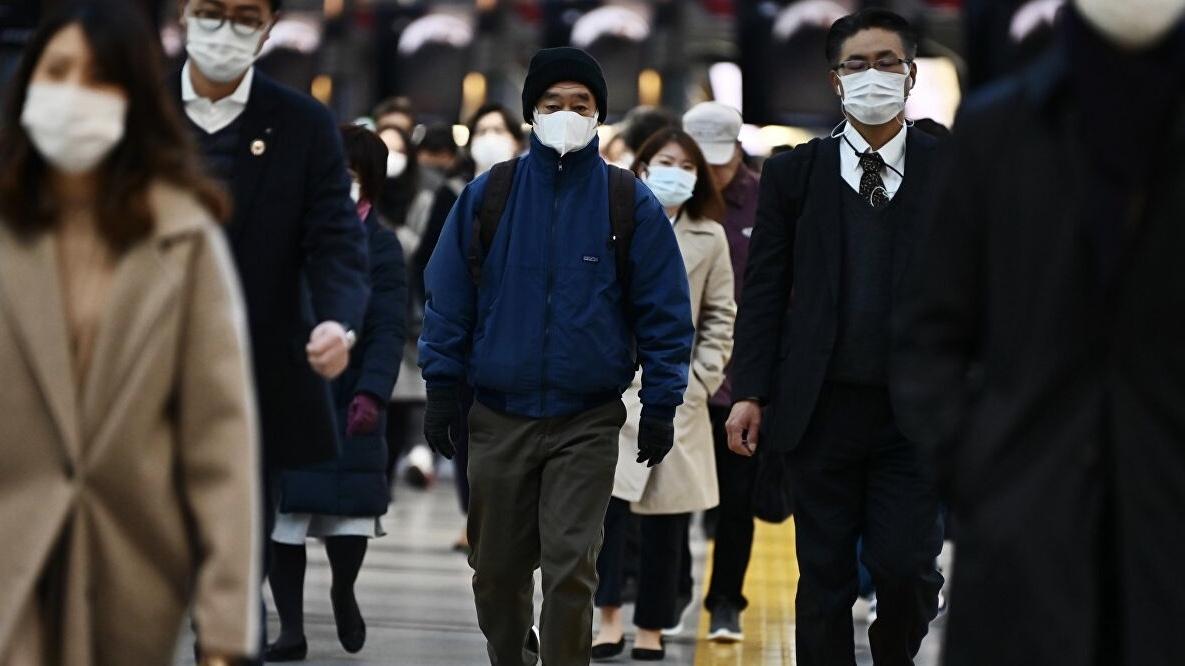 Japonya'da son 24 saatte rekor sayıda Kovid-19 vakası tespit edildi