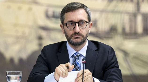 Fahrettin Altun açıkladı: 54 ülkeye yardım gönderildi