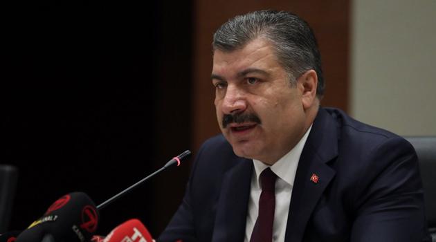 Sağlık Bakanı Koca: Çin'den getirilen ve karantinaya alınan kişilerde Covid-19'a rastlanmadı
