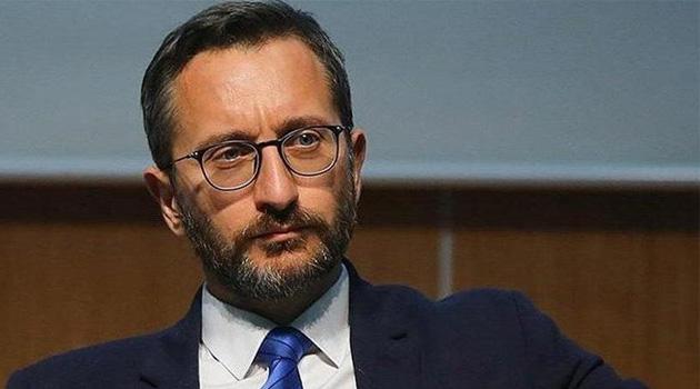 İletişim Başkanı Altun: Rusya'nın iş birliğine güveniyoruz