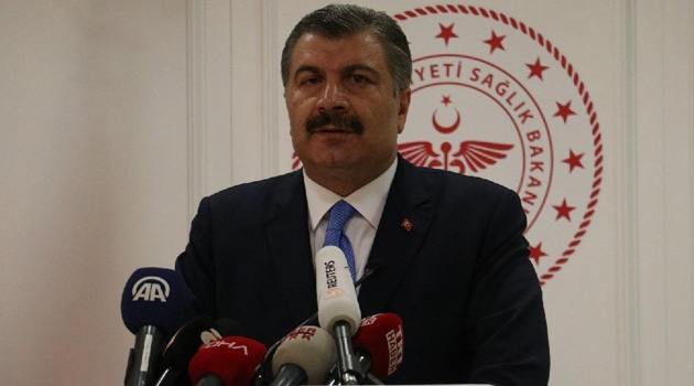 Sağlık Bakanı Koca: Toplam kaybımız maalesef 4 oldu