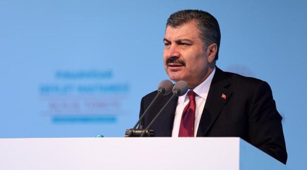 Bakan Koca, Koronavirüs Bilim Kurulu Toplantısı'nın ardından açıklama yapıyor
