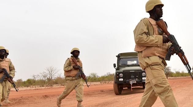 Burkina Faso'da 300 bin kişi yerinden oldu, 500 bin kişi yardıma muhtaç