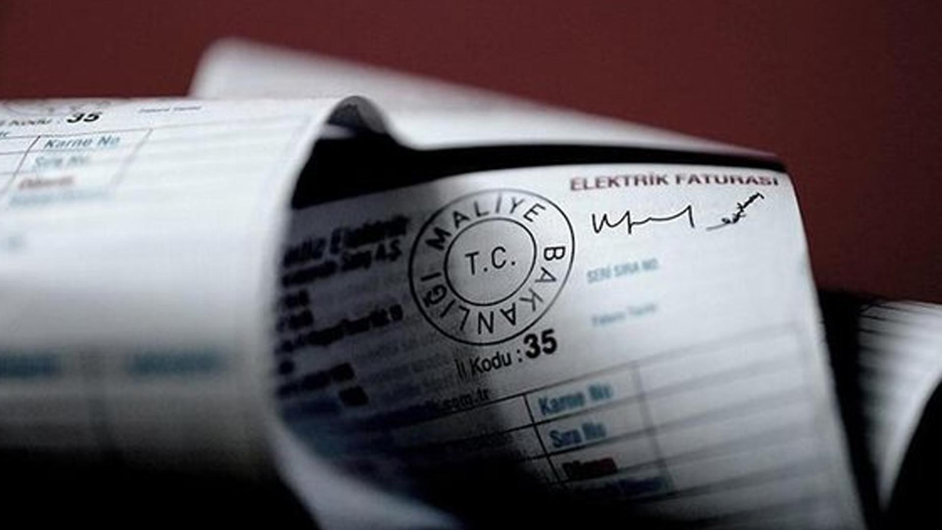Elektrik faturaları sadeleştirilecek