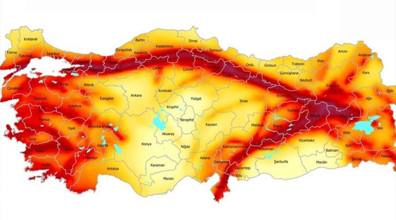 Prof. Dr. Naci Görür: Doğu Anadolu Fay hattı uyandı