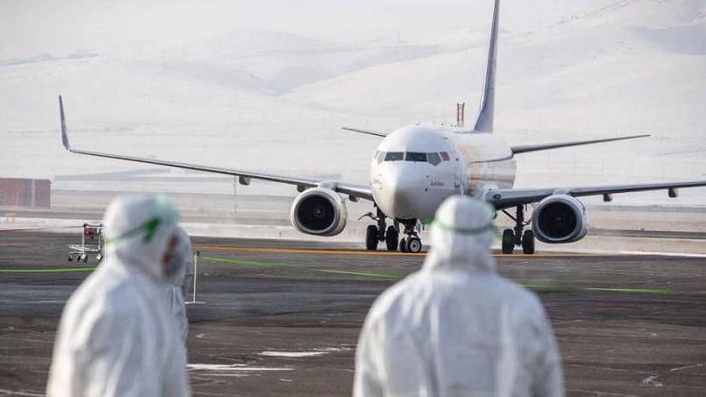 Suudi Arabistan, 9 ülkeye uçuşları durdurdu