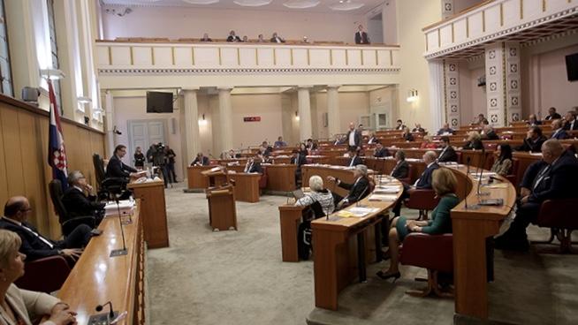 Hırvatistan Meclisi feshedildi