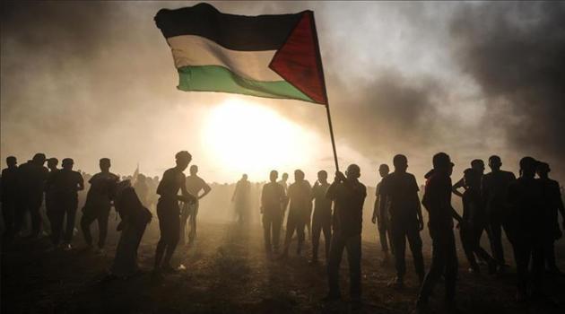 80'inci Cuma gösterilerinde 77 Filistinli yaralandı