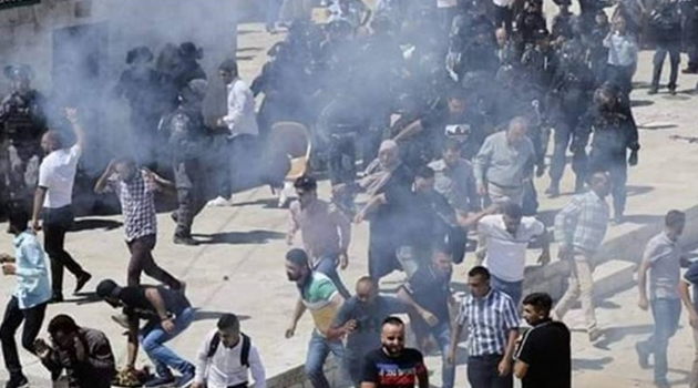Son Bir Haftada Filistin'in 32 Noktasında Çatışmalar Yaşandı