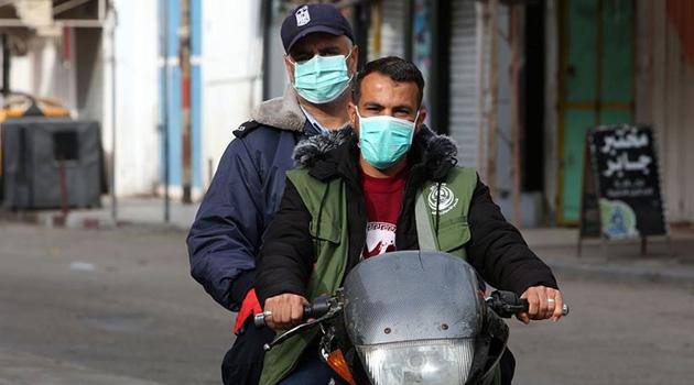 Filistin'de Coronavirus vaka sayısı 260'a yükseldi
