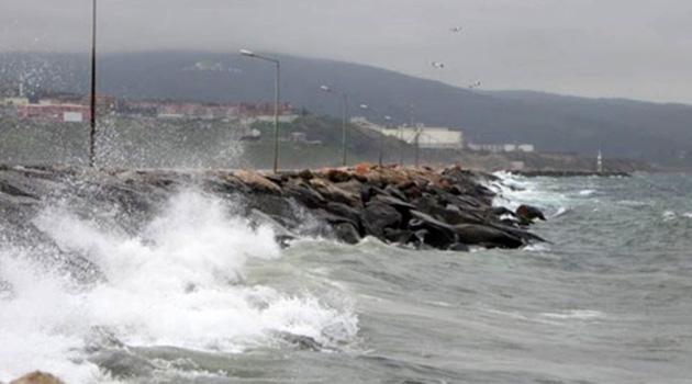 Meteorolojiden 8 il için kuvvetli fırtına uyarısı