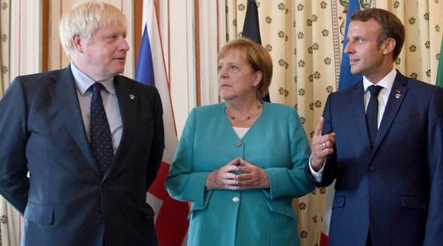 Almanya, Fransa ve İngiltere'den ortak açıklama