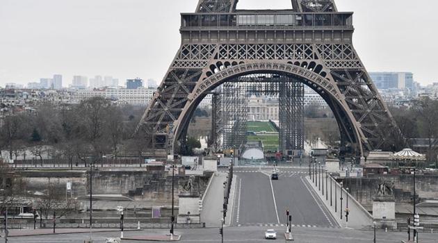 Fransa'da koronavirüs nedeniyle hayatını kaybedenlerin sayısı 25 bin 809'a yükseldi