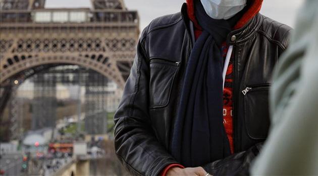 Fransa'da koronavirüsten ölenlerin sayısı, son 24 saatte 365 artarak 1696'ya yükseldi