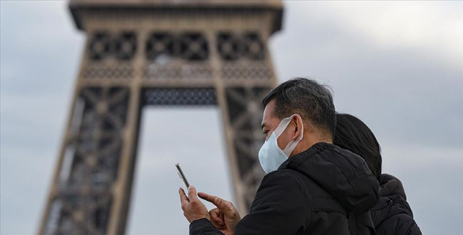 Fransızların yüzde 26'sı, yeni tip koronavirüsün 'laboratuvarda üretildiğini' düşünüyor