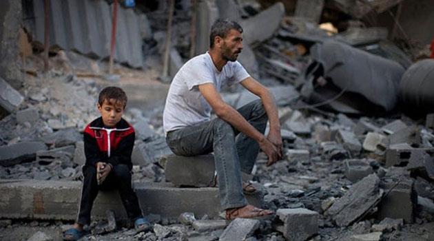 Gazze Halkının Yüzde 85'i Yoksulluk Sınırının Altında Yaşıyor