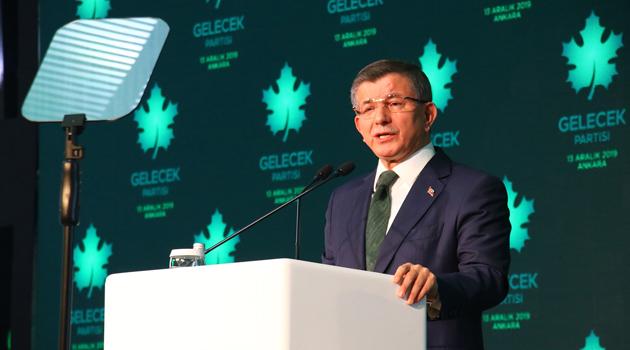 Gelecek Partisi, genel başkanını ilan etti