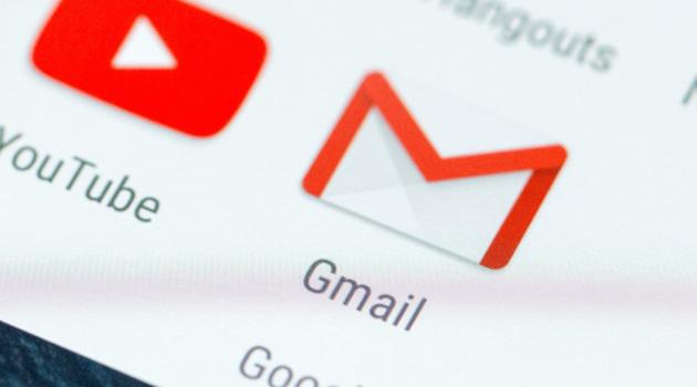 Gmail'e güncelleme geliyor