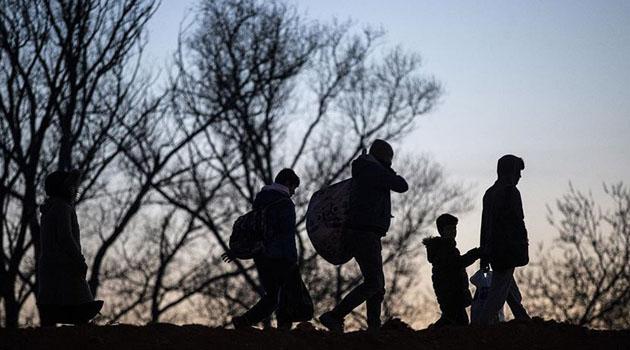 Soylu: Yunanistan'a geçen göçmen sayısı 135 bini aştı