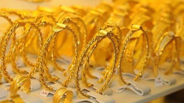 Gram altın 347 liraya çıktı, dolar 6,68 TL seviyesinde seyrediyor