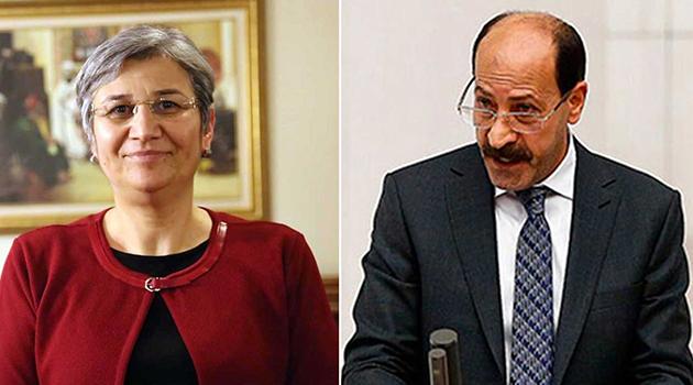 Anayasa Mahkemesinden milletvekillikleri düşürülen HDP'li Güven ve Farisoğulları hakkında karar
