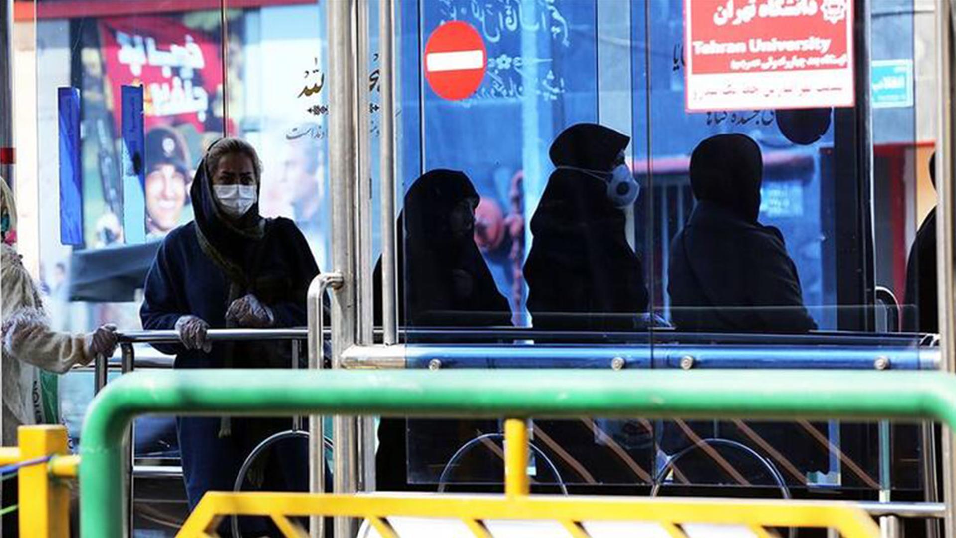 İran'da 17 eyalete seyahatler yasaklandı