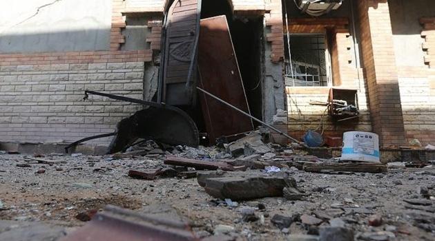 Hafter milislerinden sivillere roketli saldırı: 1 ölü, 3 yaralı