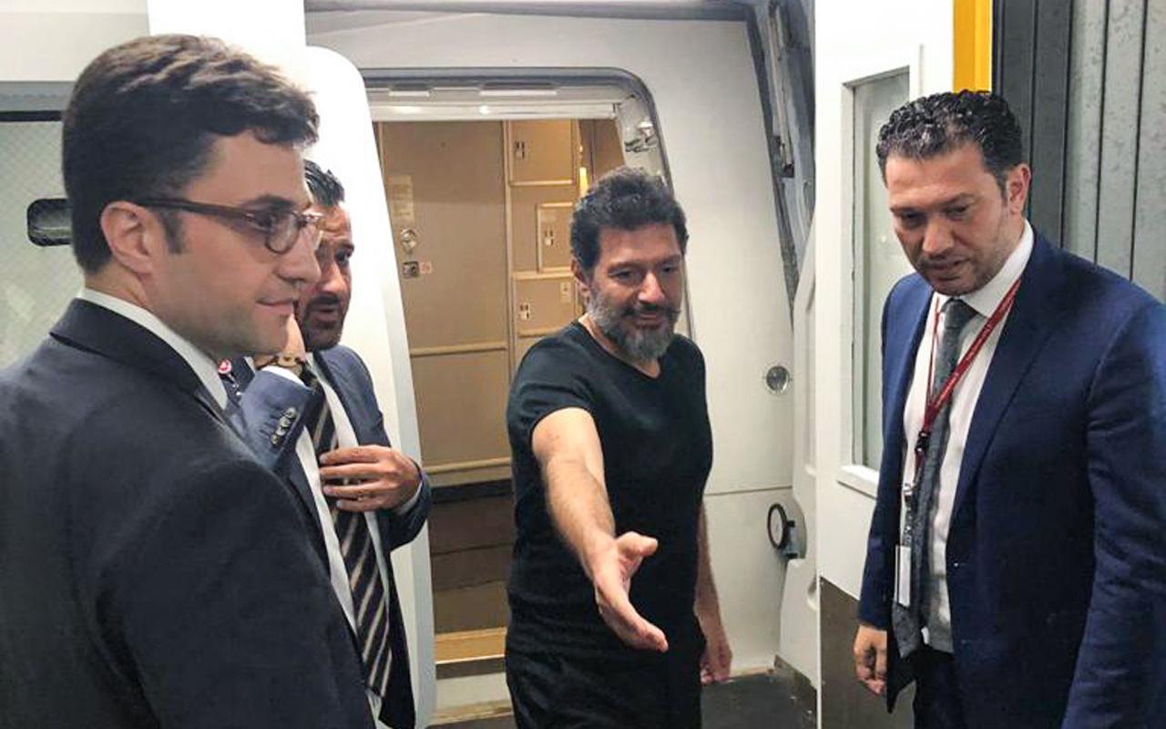 Mehmet Hakan Atilla 32 ay sonra Türkiye'de