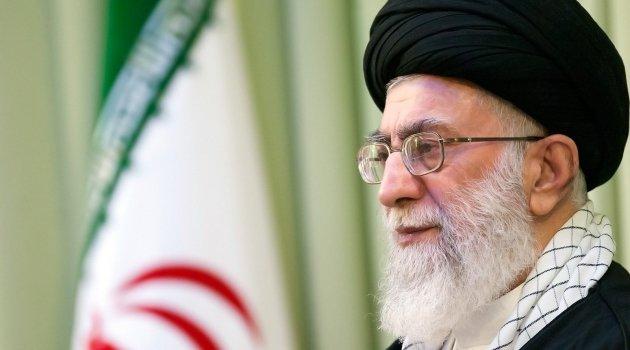İran Dini Lideri Hamaney'den 2 bin 315 mahkuma af ve ceza indirimi