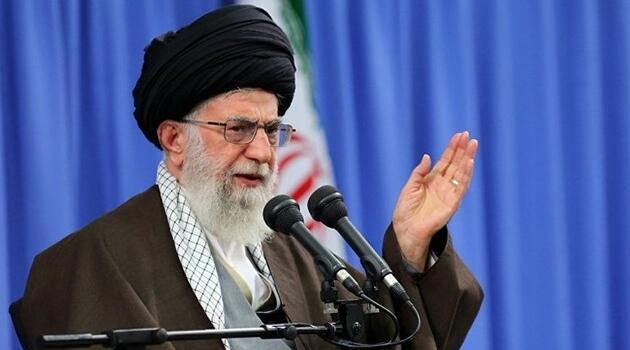 İran dini lideri Hamaney: İnsanların talepleri karşılanmalı