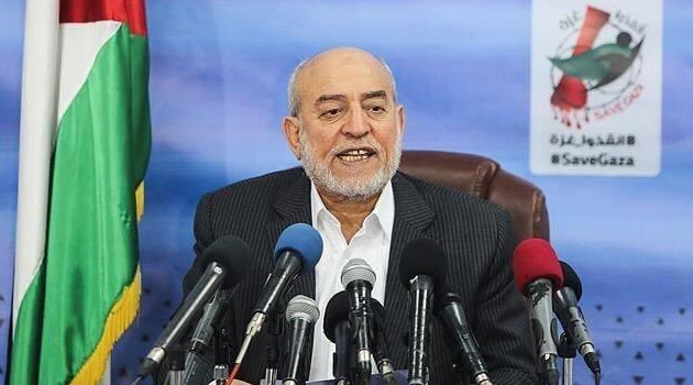 Hamas liderlerinden Ahmed El-Kurd vefat etti