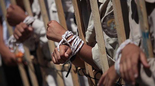 Hamas: İsrail Filistinli tutuklulara karşı acımasızca işkence uyguluyor