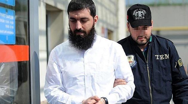 Hakkında tahliye kararı verilen Ebu Hanzala cezaevinden çıkmadan yeniden tutuklandı