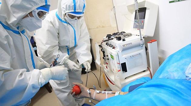 Dünya genelinde virüsü yenen kişi sayısı 142 bini geçti