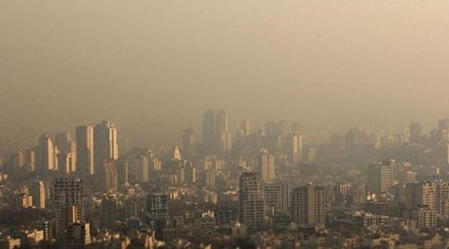 İran'da hava kirliliği: Yüzlerce kişi hastanelere başvurdu