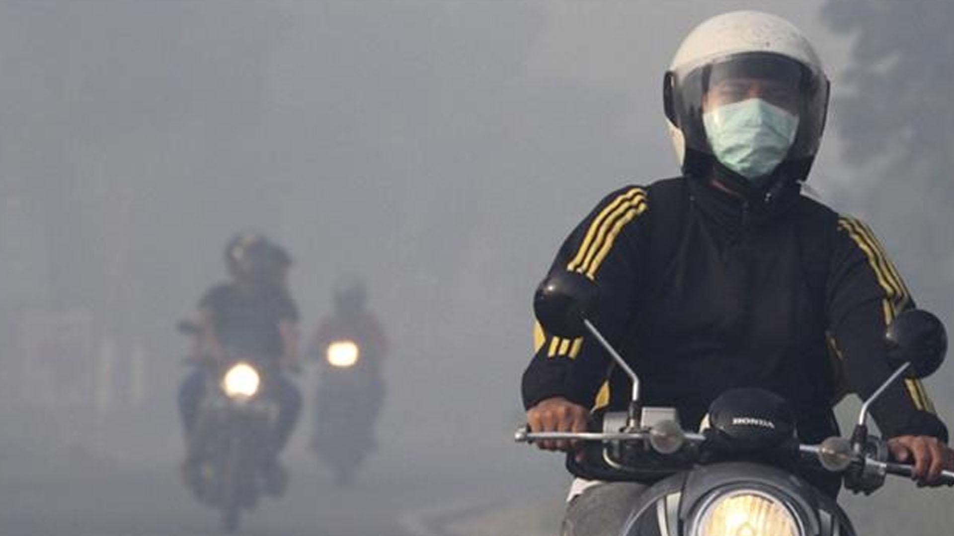 """Malezya'da Hava Kirliliği """"Çok Sağlıksız"""" Seviyesine Düştü"""