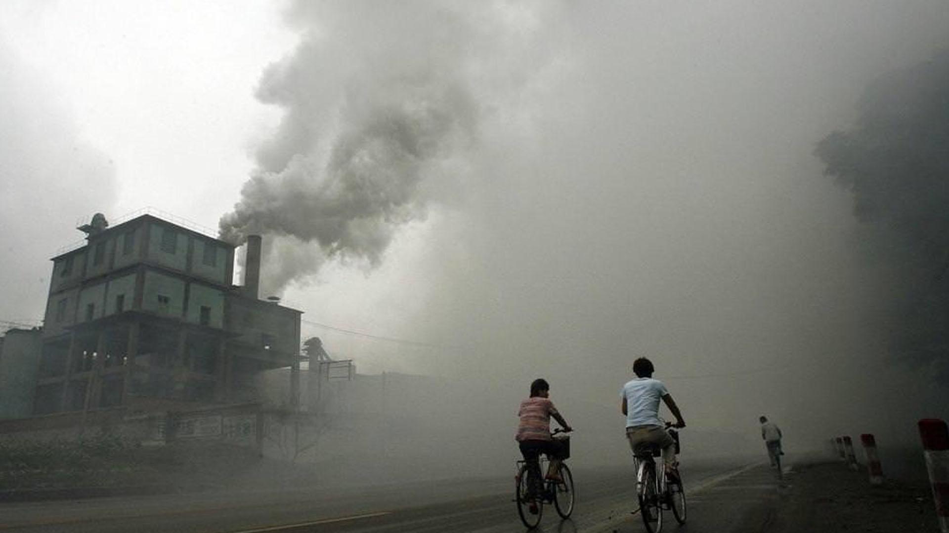 Avrupa'da çocuklardaki astım vakalarının üçte birinin sebebi hava kirliliği