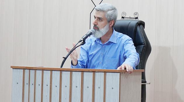 Alparslan Hoca: Malatya'da karı koca kavga etmiş onu bile benim dosyama eklediler
