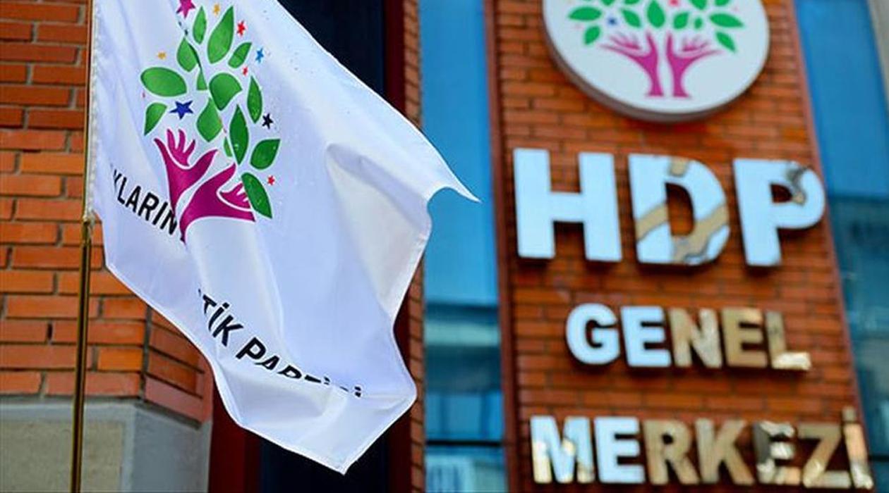 HDP MYK'si Ankara'ya yürüme kararı aldı