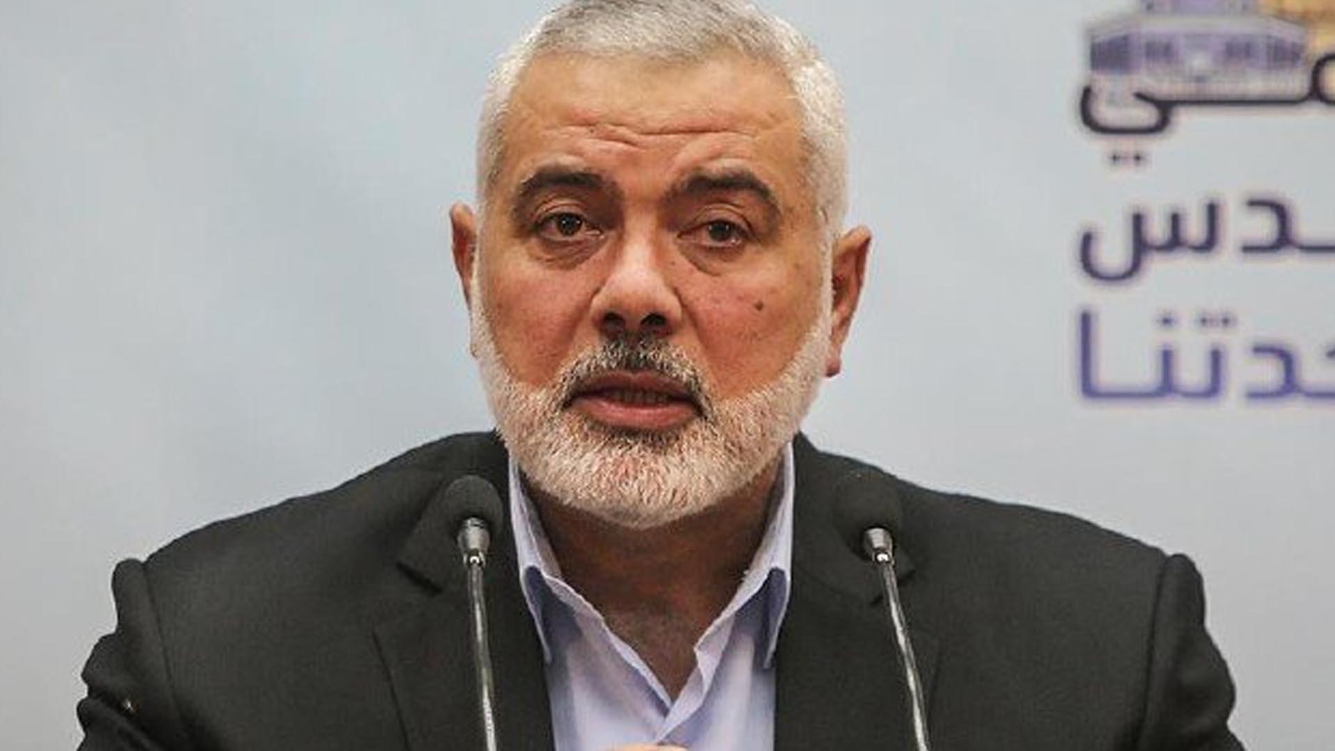 Hamas lideri Heniyye'den İsrail'e uyarı: Kudüs'ten uzak dur
