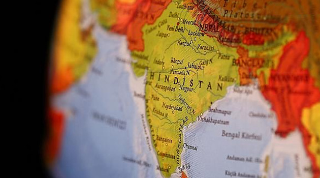 Hindistan'dan Türkiye'ye iç işlerine müdahale etmeme çağrısı