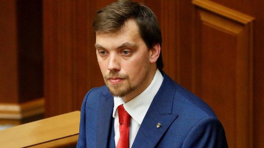 Ukrayna Başbakanı'ndan istifa kararı!