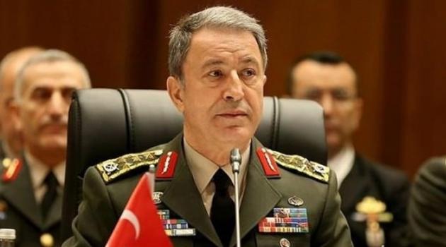 Hulusi Akar: Libya için gerekli hazırlıkları yaptık