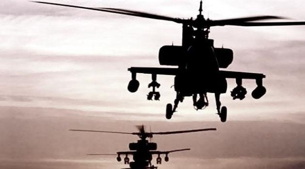 Husiler, Suudi Arabistan'a ait askeri helikopteri düşürdü
