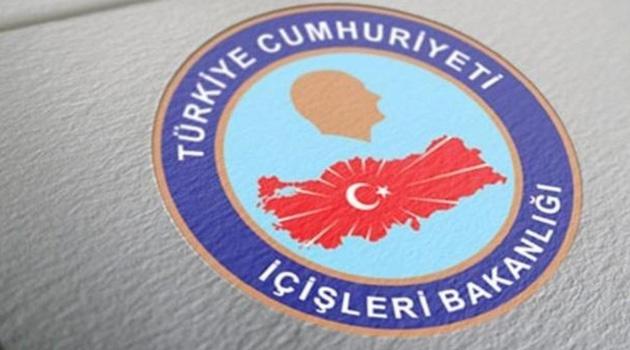 İçişleri Bakanlığı 81 il valiliğine sokağa çıkma yasağı ile ilgili genelge gönderdi